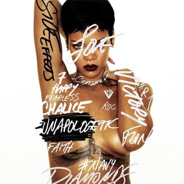 Rihanna franchit le cap des 10 millions d'albums vendus aux Etats-Unis