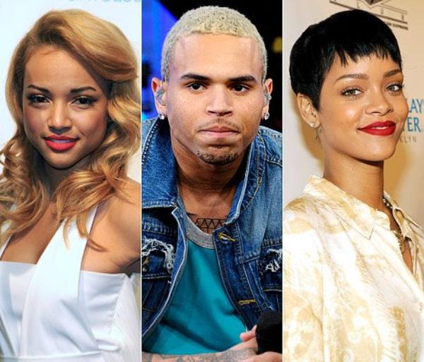 Rihanna s'adresse à Benzema, qui lui répond
