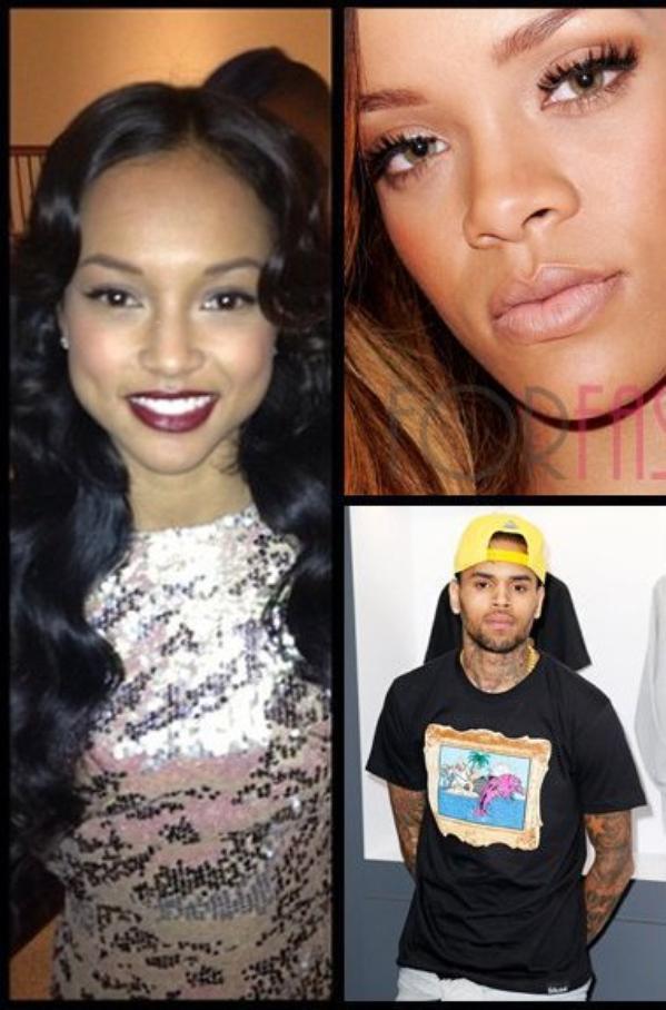 Rihanna répond aux propos de Karrueche Tran sur Chris Brown  CHRIS BROWN A CRAQUÉ : IL A RECONTACTÉ RIHANNA