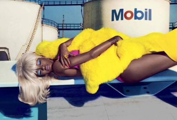 Rihanna Sexy pour le Magazine V, Rihanna Sexy for V Magazine