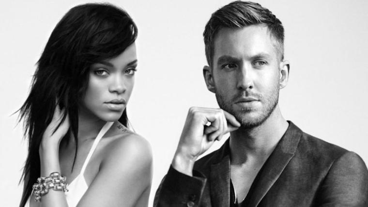 Rihanna et drake rendre hommage a une fan  decedé Calvin HARRIS tres intimidé par Rihanna