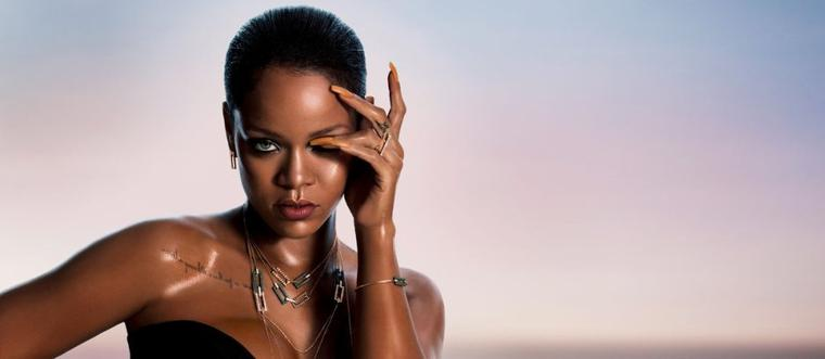 Rihanna la nouvelle ambassadrice des bijoux Chopard