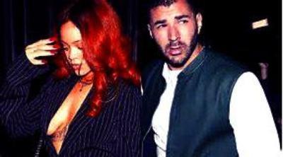 L'idylle de Rihanna avec le joueur de foot, Karim Benzema,