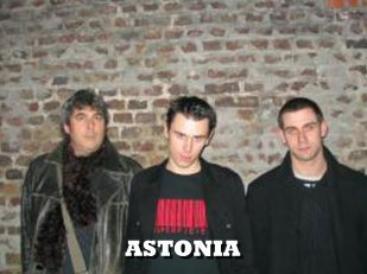 ASTONIA le groupe rock du havre new album