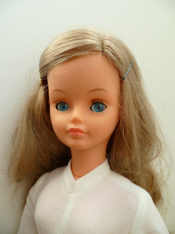 Cathie 1972 en tenue Méribel de la même année