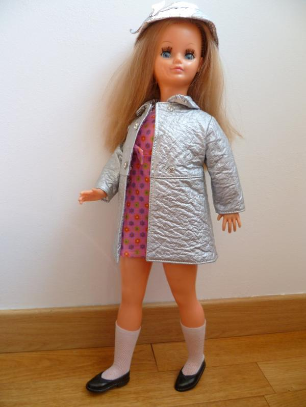 Betsie en tenue Drugstore 1968