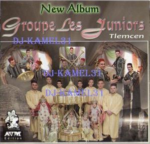 groupe les tuniors  tlemcen-29.8.2011