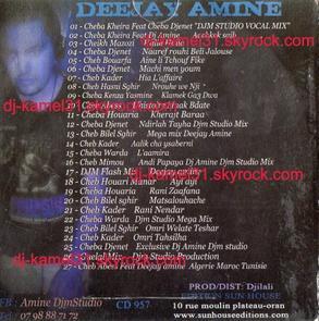 DJM RAI MIX-DJ AMINE-11.1.2012