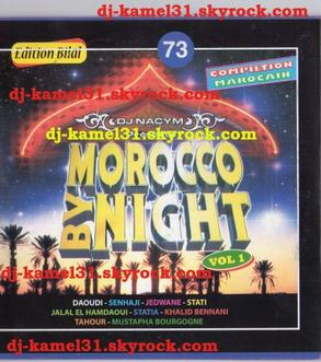 dj nacym-morocco by night-vol1-edition bilal-2012-1-