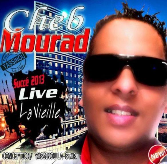 Cheb Mourad - Aah Rabi 2013 (Live La Vielle)