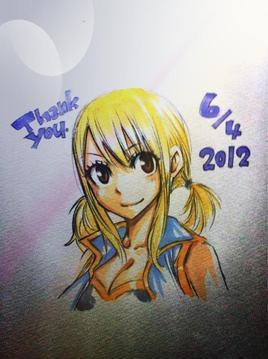 Les dessins de mon mangaka préféré ^^