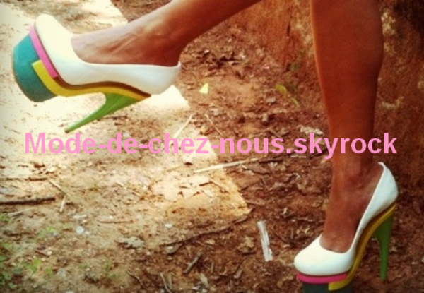 Chaussure Versace