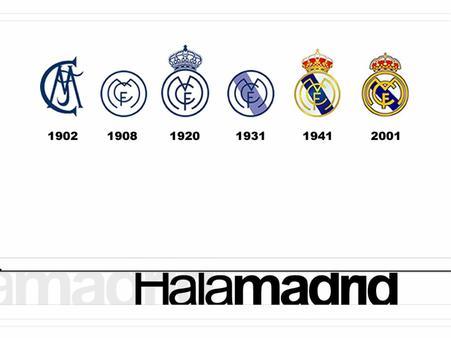 les logos de 1902 a 2001