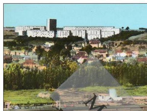 Les cités autrefois: Martinets à Montataire