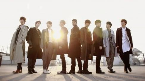 2ème groupe : Super Junior