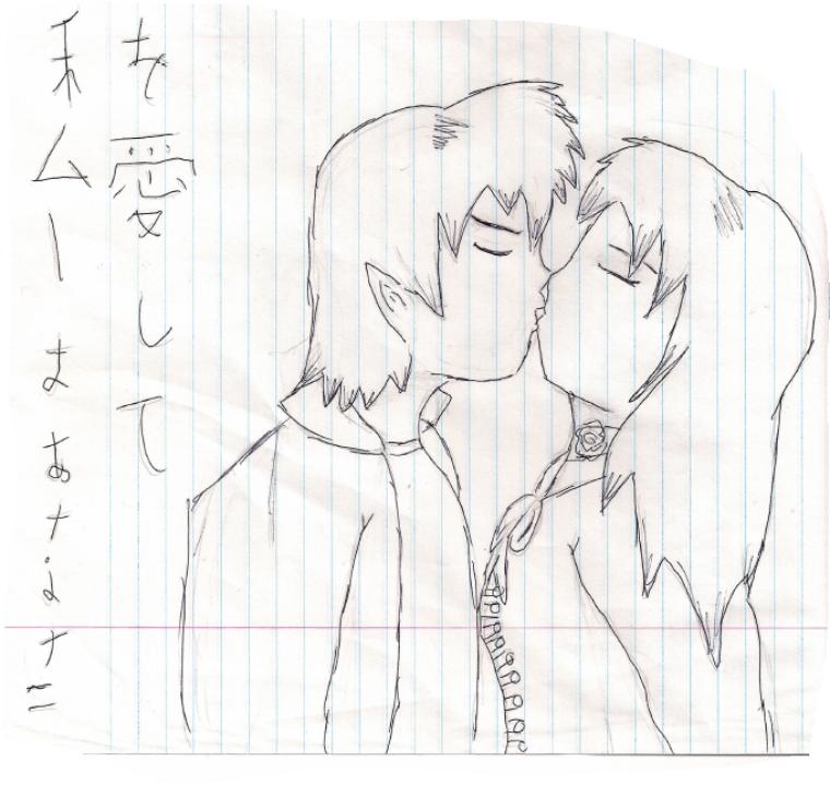 Chap.8: Embrasse-moi!