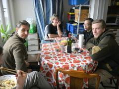 Séjour à Bruxelles le 17 et 18 Décembre 2011