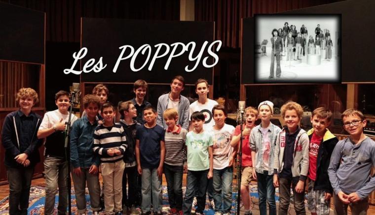 aujourd'hui lancement des Poppys 2.0
