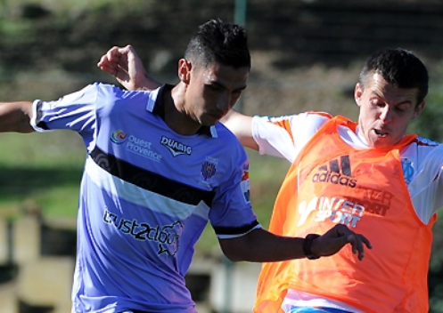 Amical : OM - Istres (1-1)