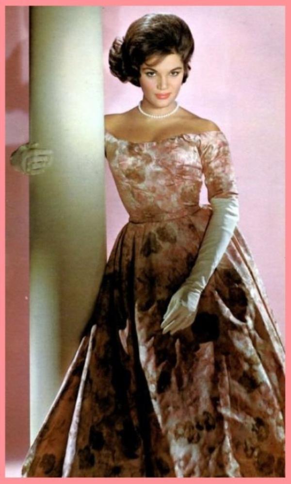 Connie FRANCIS dans les années 60