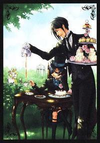 carte d'identité du manga Black Butler