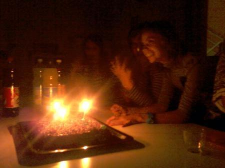 C'était un anniversaire de mon bébé!♥