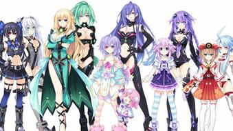 Chojigen Game Neptune The Animation