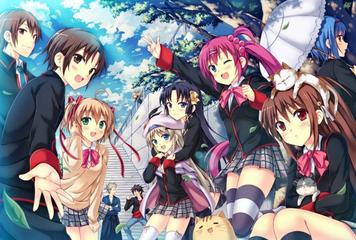 Little Busters Refrain vostfr