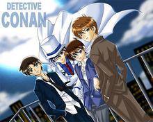 detective conan vostfr et vf