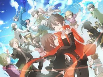 Mekaku City Actors en vostfr