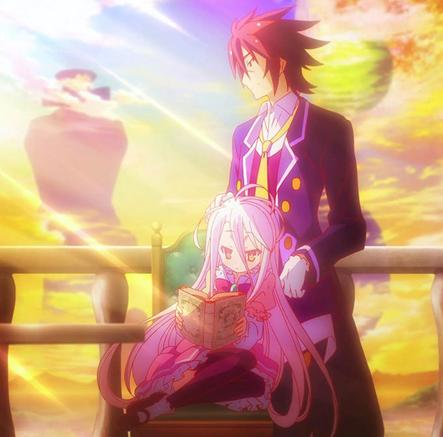 no game no life en vostfr