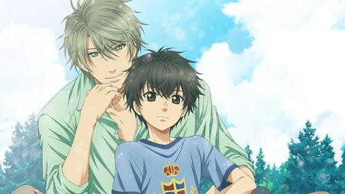 "Super Lovers vostfr     ""yaoi """