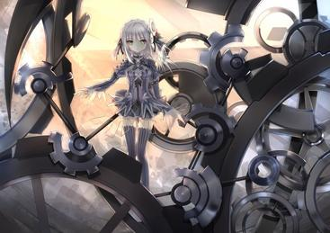 Clockwork Planet  (vostfr)