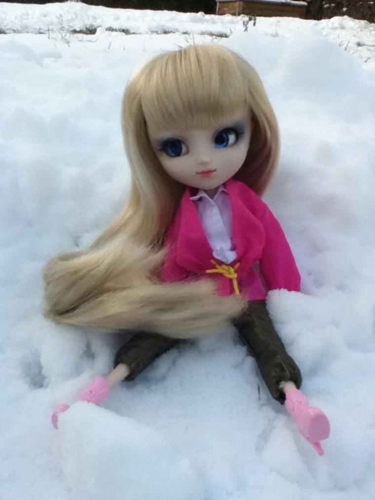 Séance photo n°3 : Vive la neige !