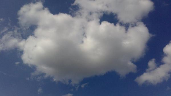 Pour rester dans les nuages, j'aime bien celui-là aussi ^^
