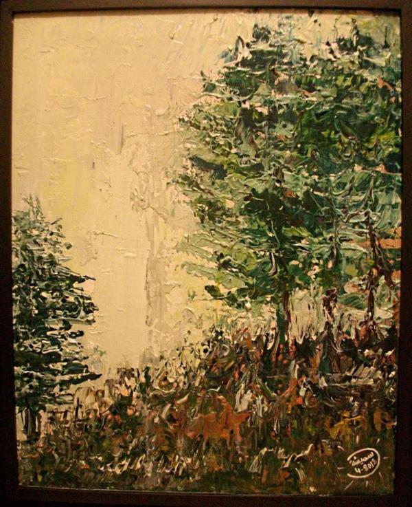 Mes Peintures Paysages 4