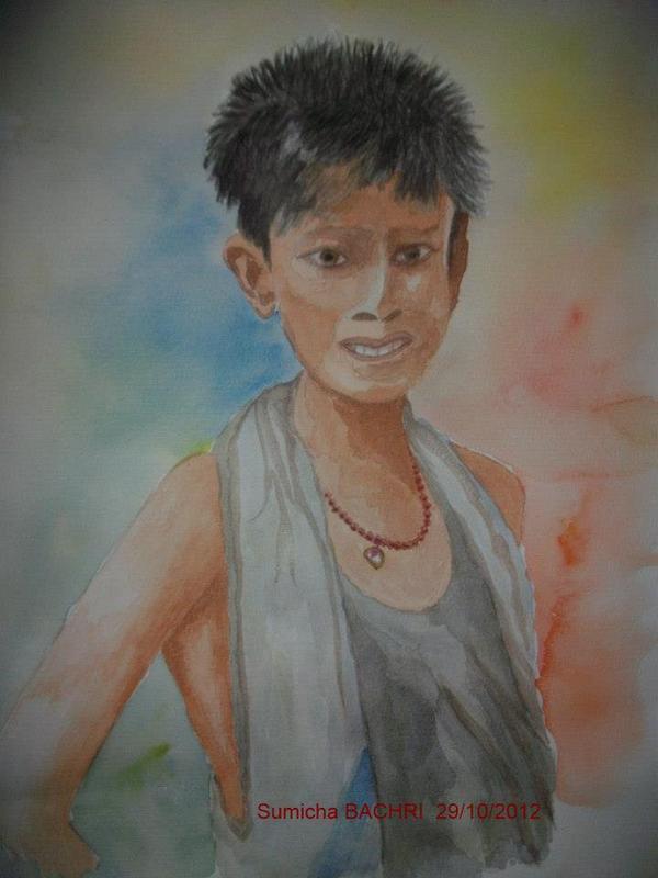 Mes Peintures  Portrait 1