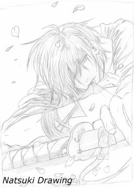 Natsuki Drawing