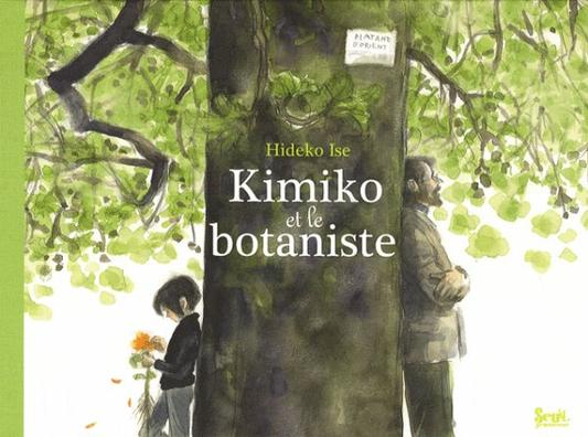 Livre - Kimiko et le botaniste