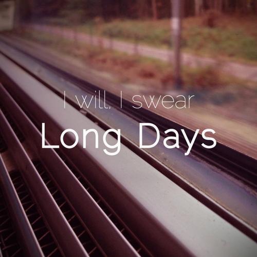 Long Days / Long Days (2013)