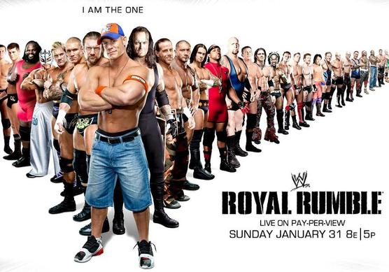 ► Dreams-Wrestlers Royal Rumble Match ◄