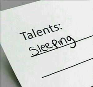 - Talents -