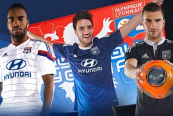 Alexandre Lacazette ♥ Clement Grenier ♥ Anthony Lopes ♥