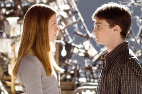 Harry Potter & Ginny Weasley
