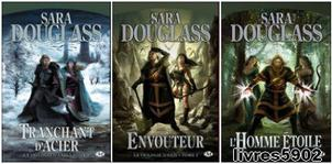 Sara Douglass: La trilogie d'Axis