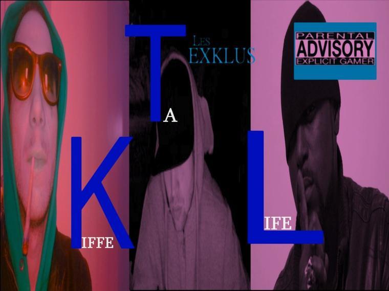""""""" KIFFE TA LIFE """"  APN  NO LIMITE / LES EXKLUS - FREESTYLE  /"""