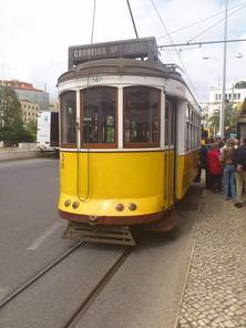 Moi au Portugal : Lisbonne et Cascais (04/12)