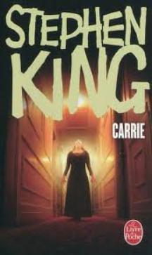 Livre numéro 13 : Carrie. Stephen King.
