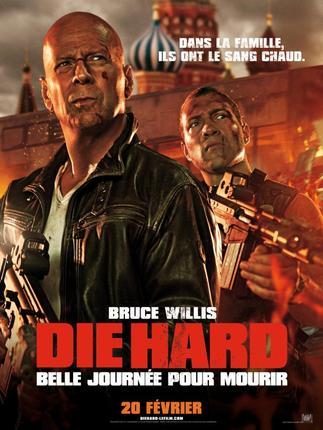 Film numéro 12 : Die Hard. Belle journée pour mourir.