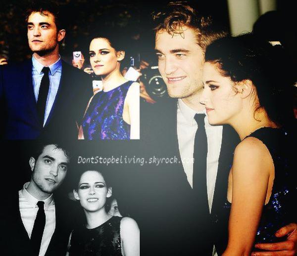 14 novembre 2011, Le cast étaient présents à la première de Twilight : Breaking Dawn, partit 1.